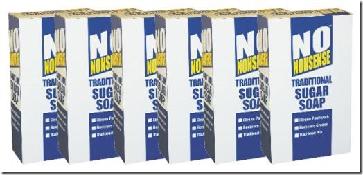 Sugar Soap - from Screwfix