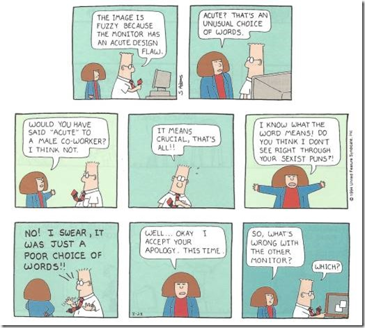 Dilbert - Which?