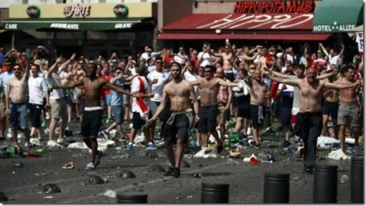 English Thugs in France