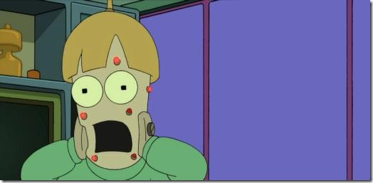 Macaulay Culkon from Futurama