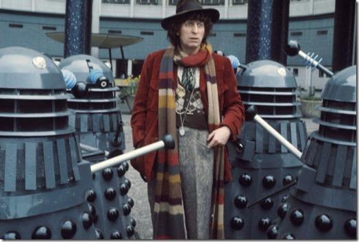 Tom Baker's Doctor Who