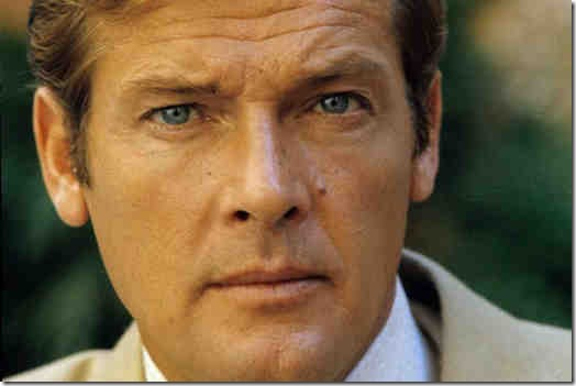 Roger Moore - the BEST Bond of them all