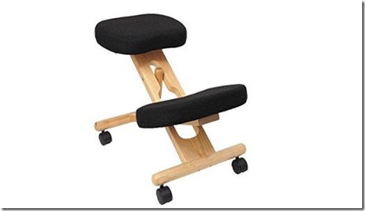 Cheap wooden kneeling chair