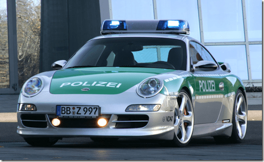 German Traffic Police