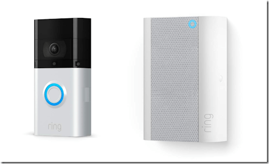 Ring 3 Plus and Chime Pro