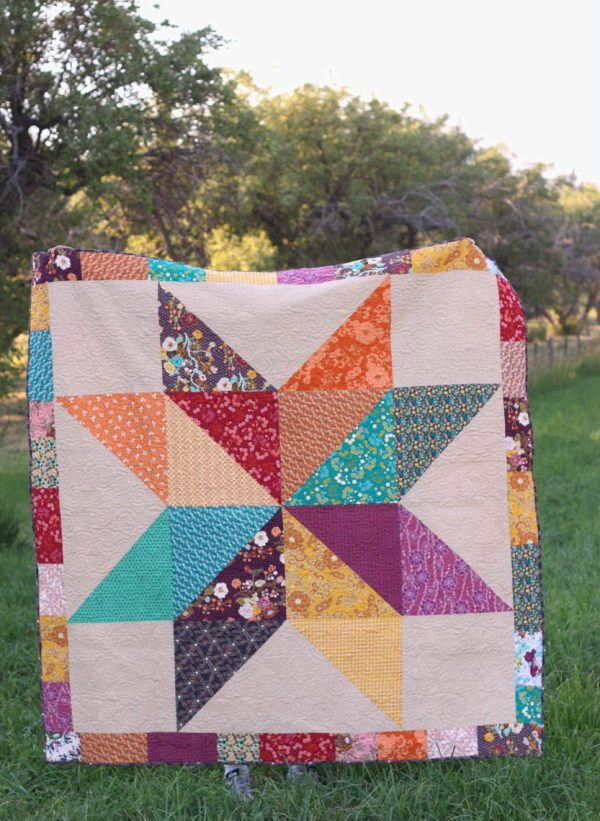 Indie Quilt Giant Star