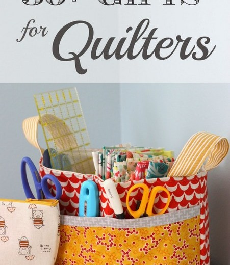 Gift Ideas for Sewers and Quilters