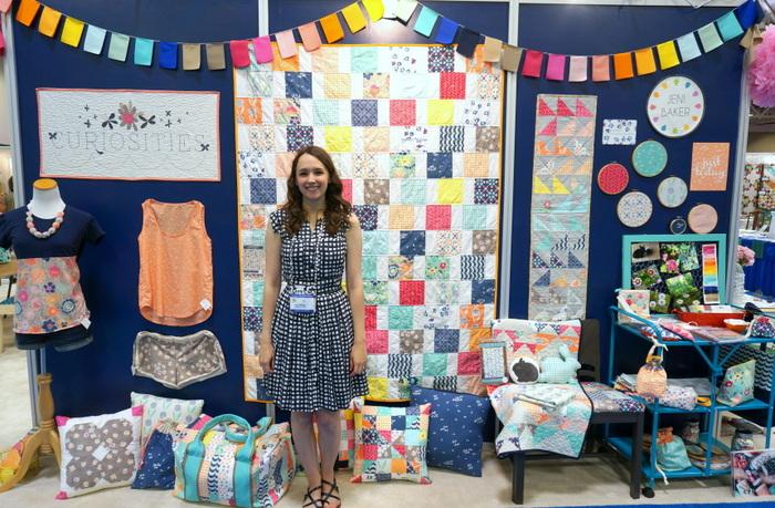 Jeni Baker art gallery fabrics