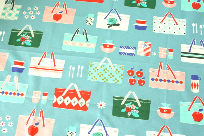 Melody Picnic Quilter BasketsDiary Of Miller Retro Vintage A 29WEHDI