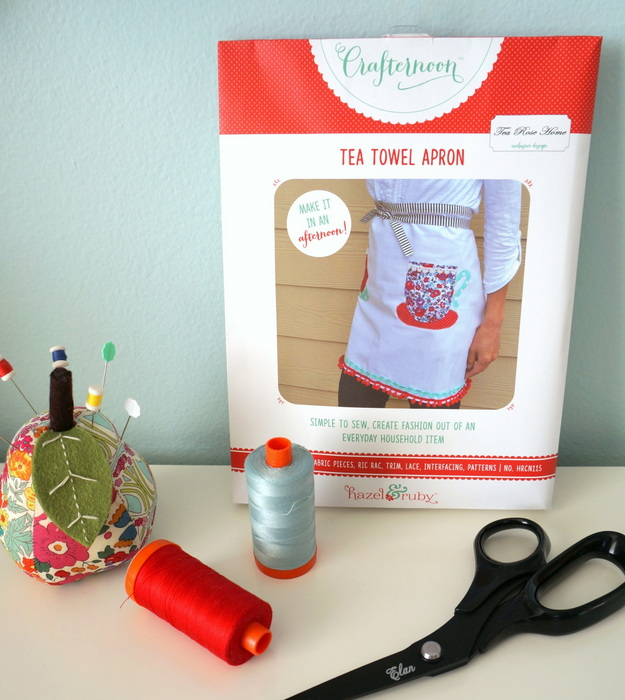 Crafternoon Apron Kit