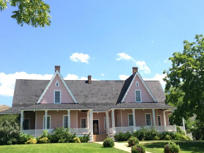 Brigham Young Farmhouse