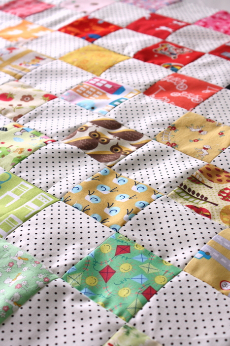 i-spy baby quilt charms