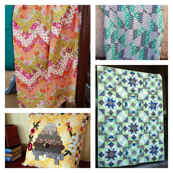 Cloth parcel patterns