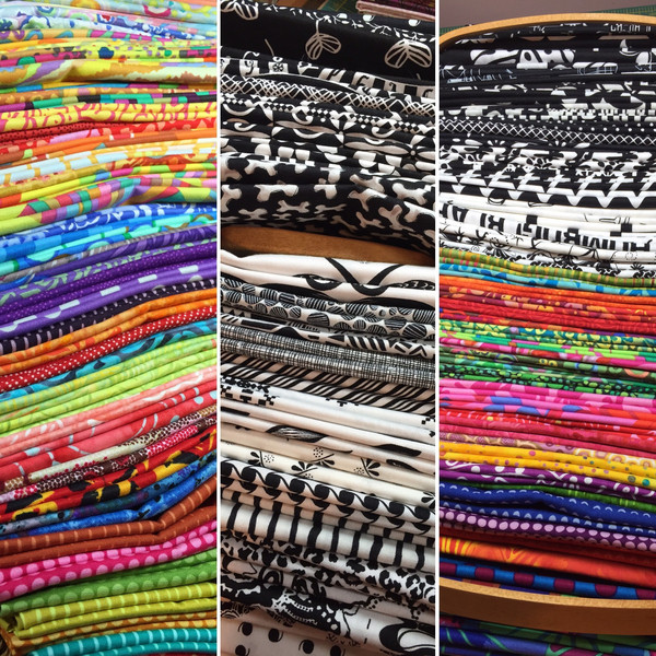 canton village fabric