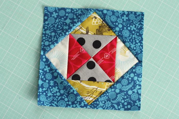 Splendid Sampler block 8