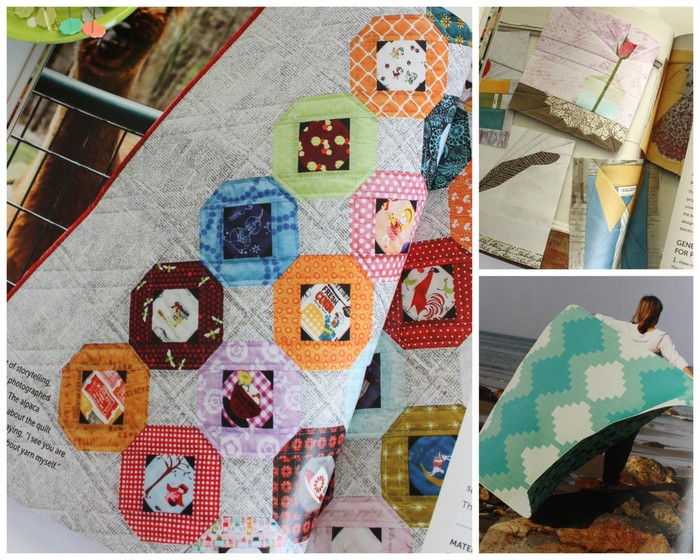 Amy Friend Fussy Cut Paper Piecing