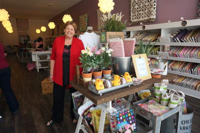 Jenny Doan MSQC shops
