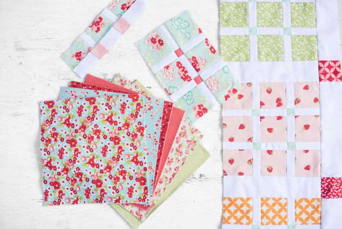 Pre-Cut Short Cuts Quilts using Layer Cakes