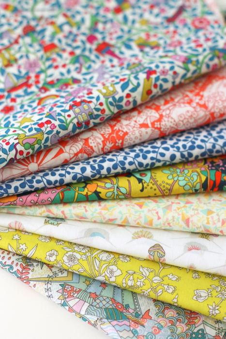 Amitie Textiles Liberty Club