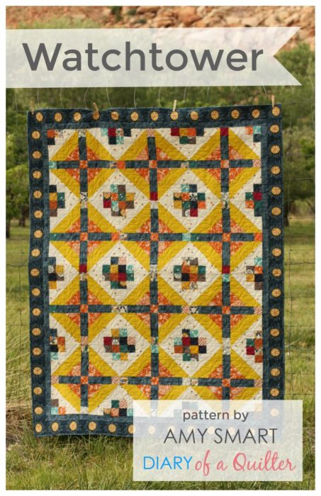 Watchtower Pattern Cover