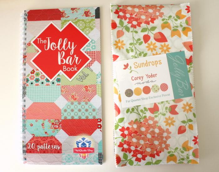 Jolly Bar Pattern Book FQS