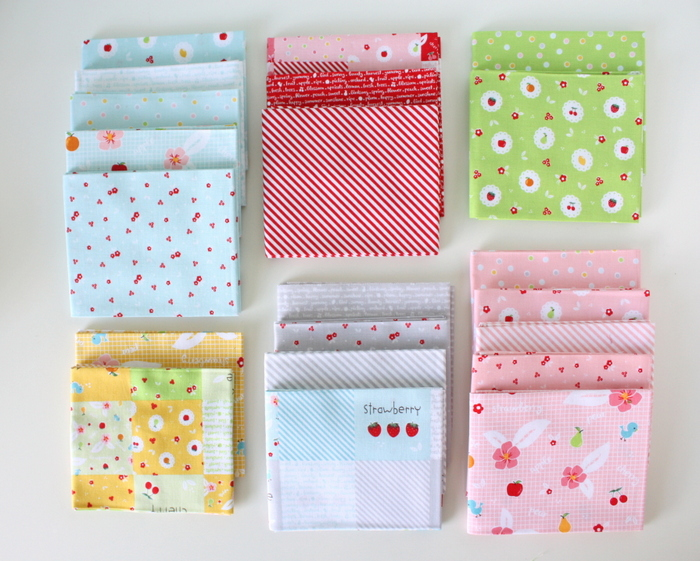 Sweet Orchard Fabric collection