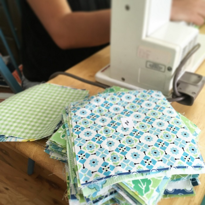 patchwork-sewing