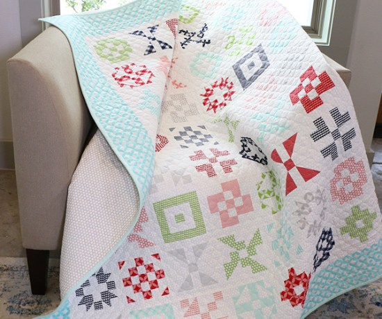 FQS Patchwork Quilt Along