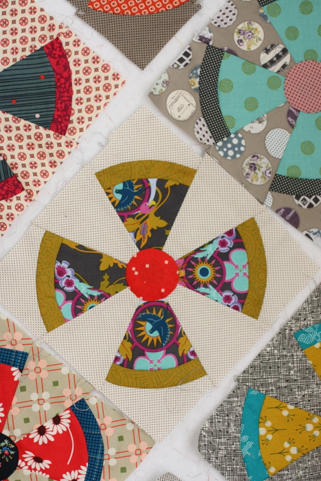 Steampunk Quilt Blocks