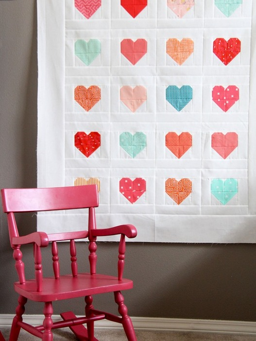 Simple-Heart-Quilt-Tutorial