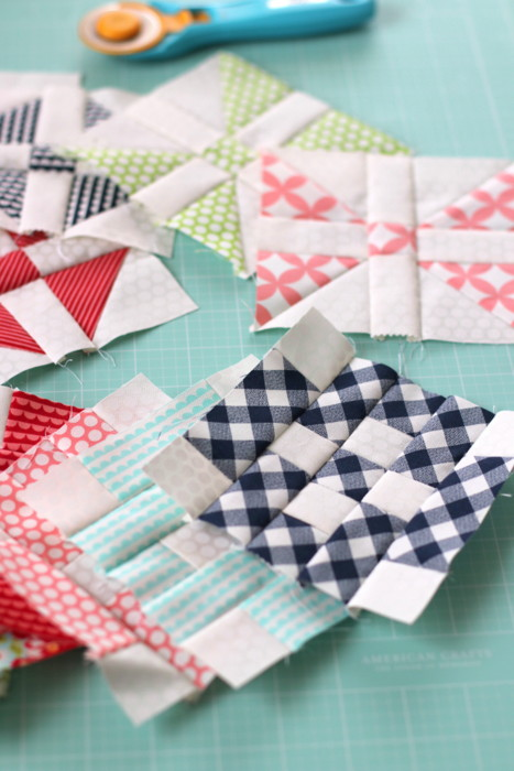 Fat Quarter Shop patchwork