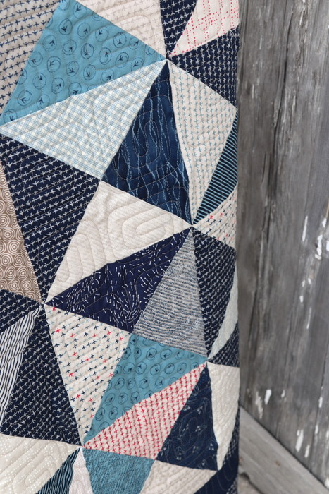 Hour Glass Quilt Pattern
