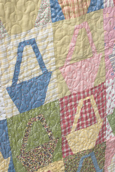 Modern Basket Quilt Block tutorial : basket quilt - Adamdwight.com