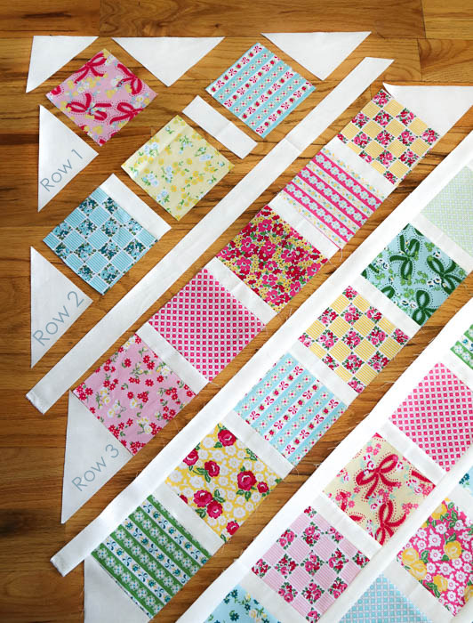 Double Wedding Ring Quilts For Sale 71 Beautiful Start assembling rows diagonally