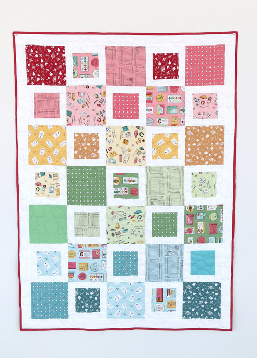 Fast & Free Five & Dime Quilt Tutorial : five and dime quilt pattern - Adamdwight.com