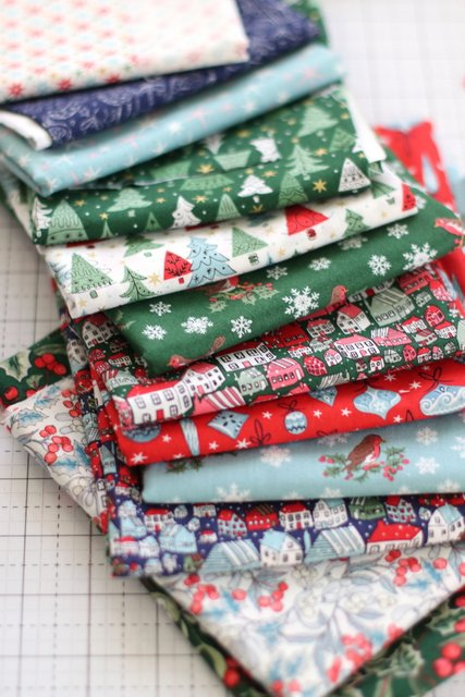 A Festive Collection - Liberty of London Christmas fabric