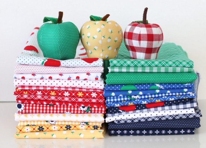 Sunnyside Ave fabrics from Amy Smart and Penny Rose Fabrics