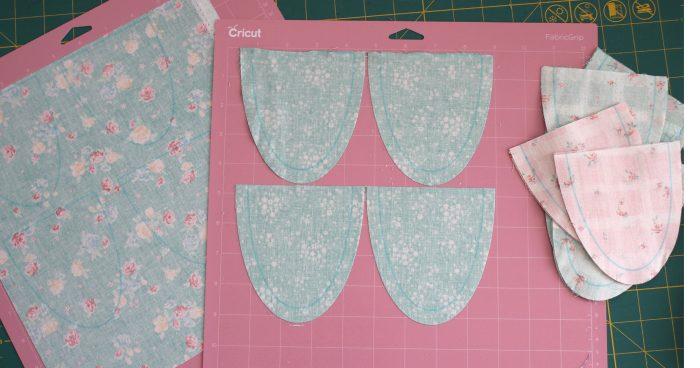 Cricut Cuts cotton fabric
