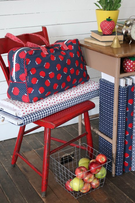 Sunnyside Ave Fabric collection by Amy Smart