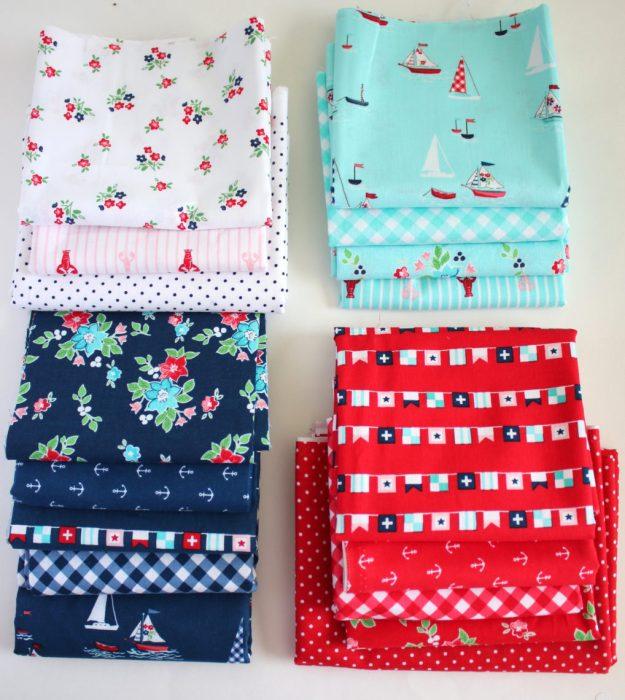 Seaside Fabrics by Tasha Noel for Riley Blake Designs