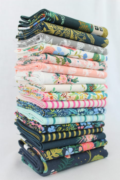English Garden Fabric by Rifle Paper Co