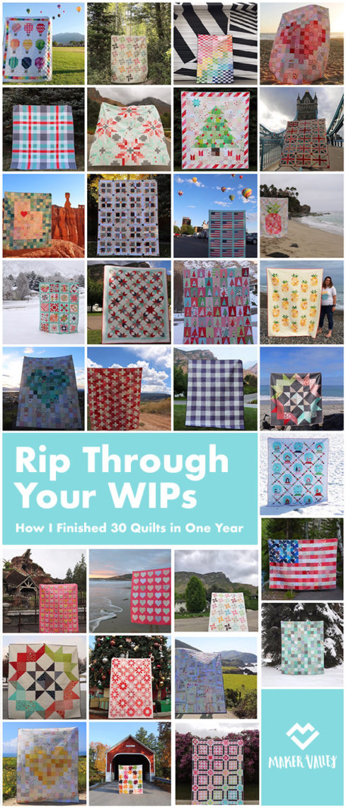 picture about Printable Company Limited Quilts named Suggestions for Completing Your Quilting WIPS (Will work in just Developments)
