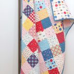 Patchwork On Point Quilt Tutorial Diary Of A Quilter A Quilt Blog