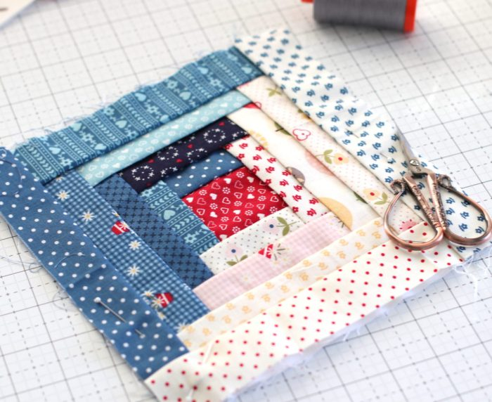 How to Make a Manx Quilt Block | Diary of a Quilter - a quilt blog