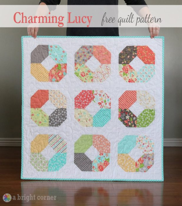 25 Favorite Charm Square Quilts & Projects | Diary of a