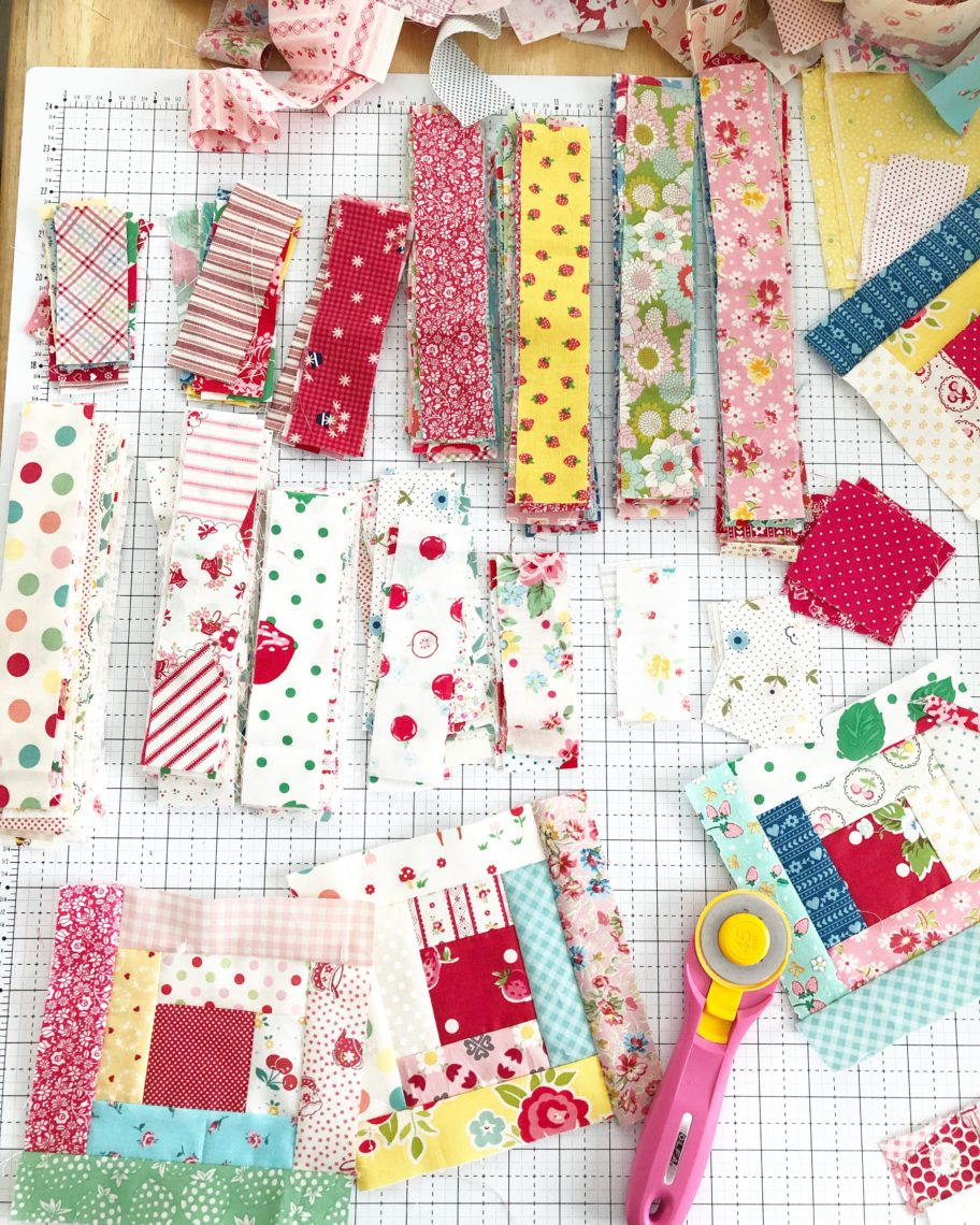 No Scrap Left Behind 16 Quilt Projects That Celebrate Scraps of All Sizes