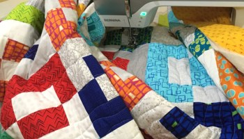 Sewing Machine Tension Troubleshooting for Quilting at Home