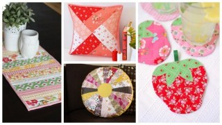 Tutorials - Sewing for your Home - Diary of a Quilter - a quilt blog