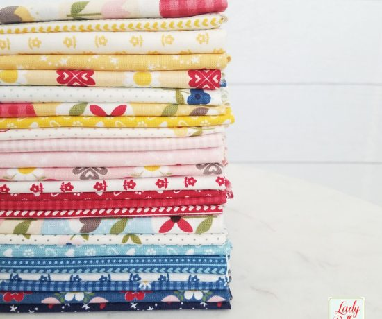 Discount From Lou Lou's Fabric Shop!