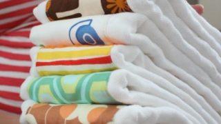 Easiest Burp Cloth Tutorial